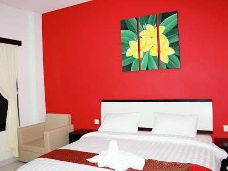 Budhi Hotel Bali - Tempat Tidur Double