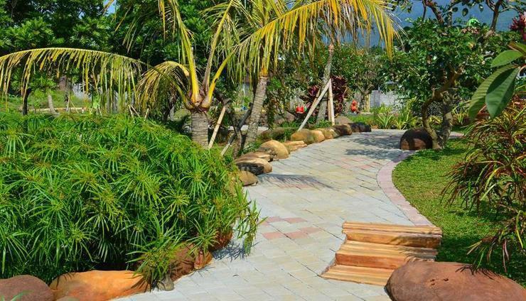 The Wujil Resort Semarang - Jogging Track