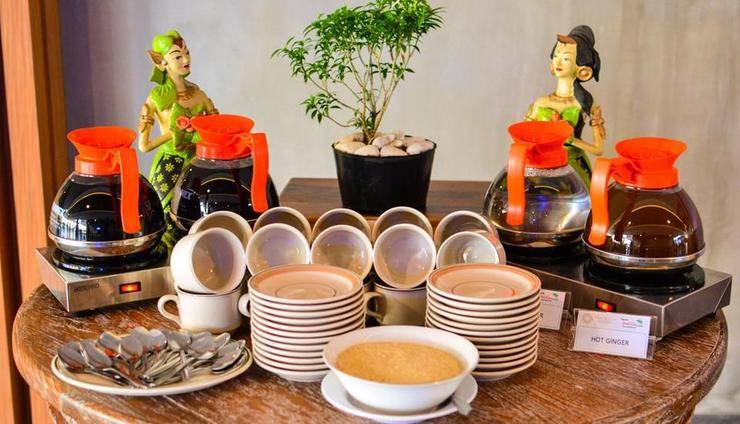 The Wujil Resort Semarang - Breakfast