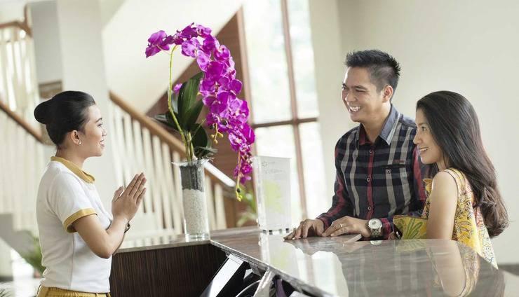 The Wujil Resort Semarang - LOBBY