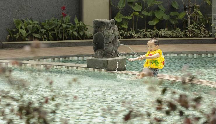 The Wujil Resort Semarang - Swimming Pool