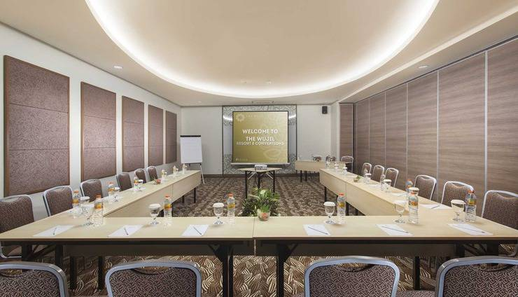 The Wujil Resort Semarang - Meeting Room