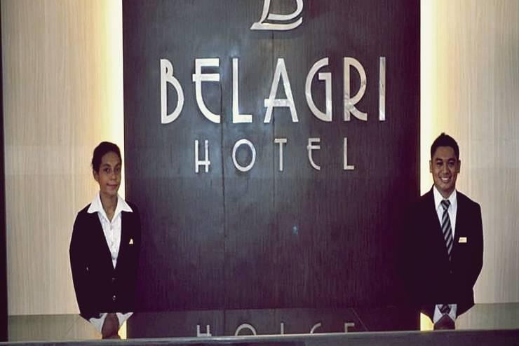Belagri Hotel Sorong - Resepsionis