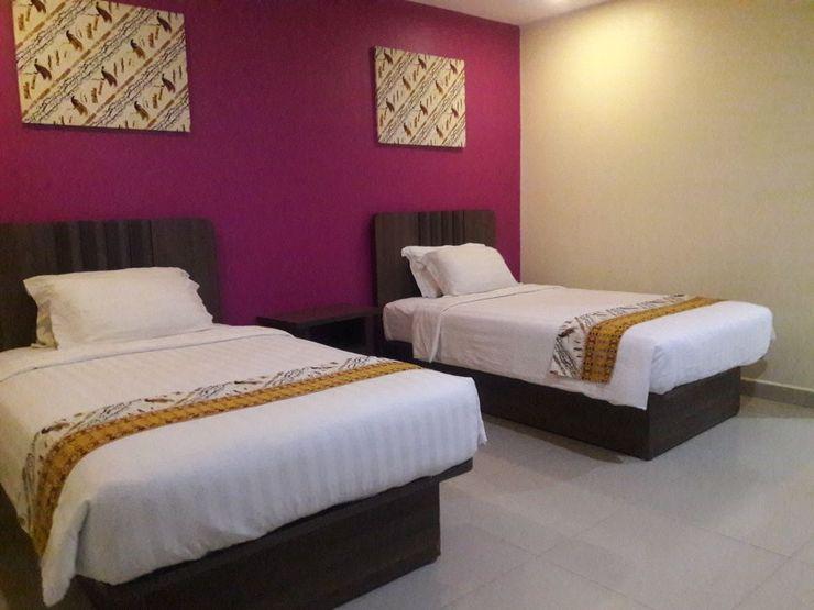 Belagri Hotel Sorong - dlx twin