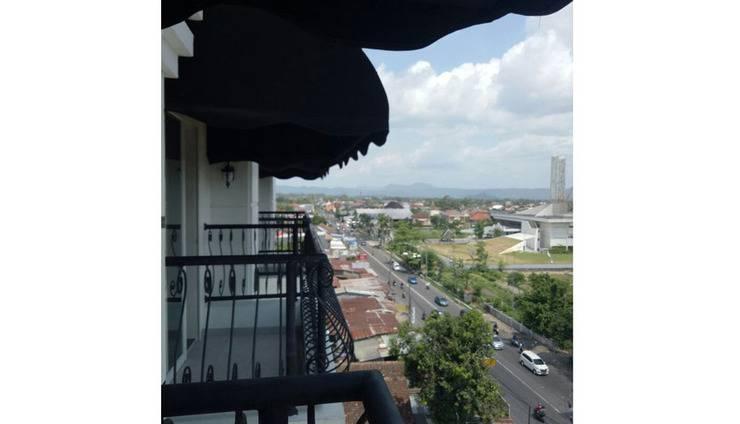 Grand Dafam Rohan Jogja (DHM Syariah) Yogyakarta - Exterior