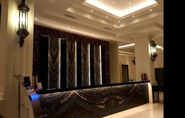 Grand Dafam Rohan Jogja (DHM Syariah) Yogyakarta - Lobby