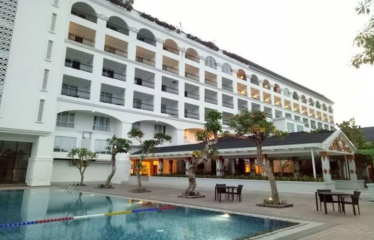 Grand Dafam Rohan Jogja (DHM Syariah) Yogyakarta - Pool