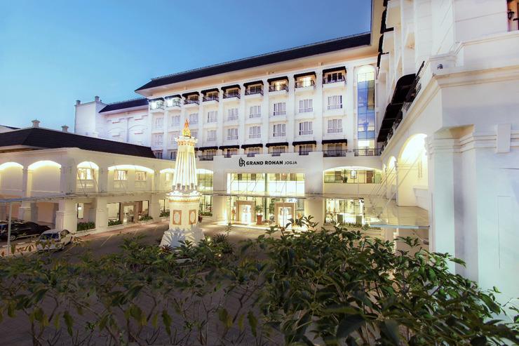 Grand Rohan Jogja Yogyakarta - Building
