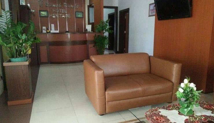 Hotel Ranah Bundo Padang - service