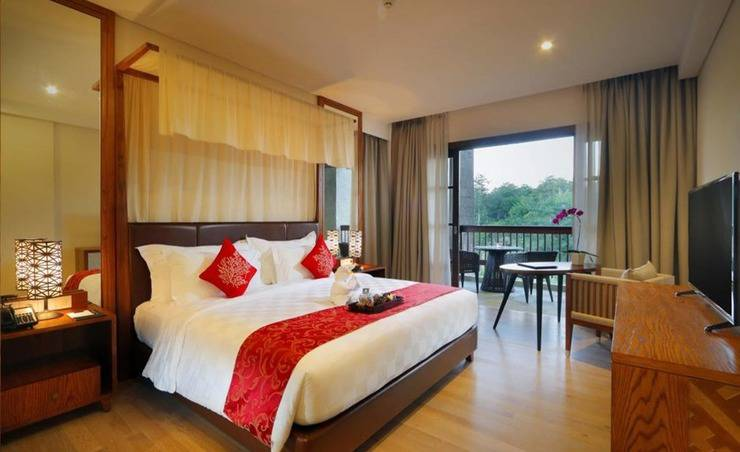 Royal Tulip Springhill Resort Jimbaran -