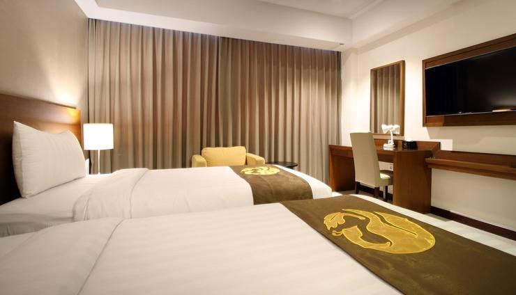 Gets Hotel Semarang - Room