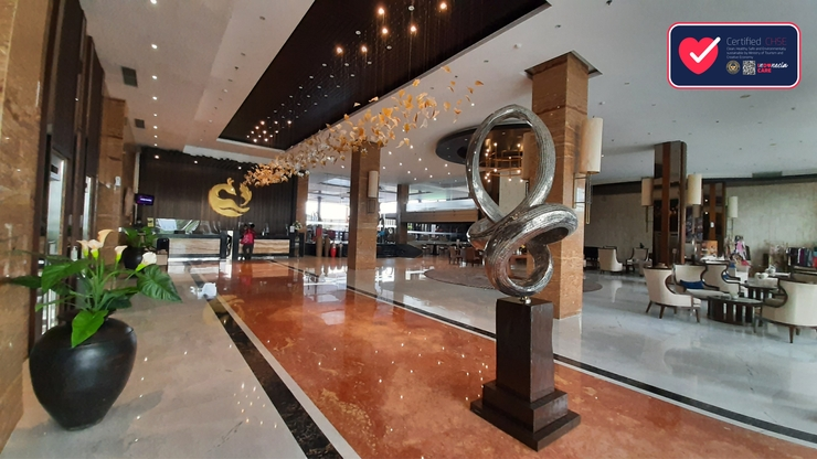 Gets Hotel Semarang - LOBBY NEW