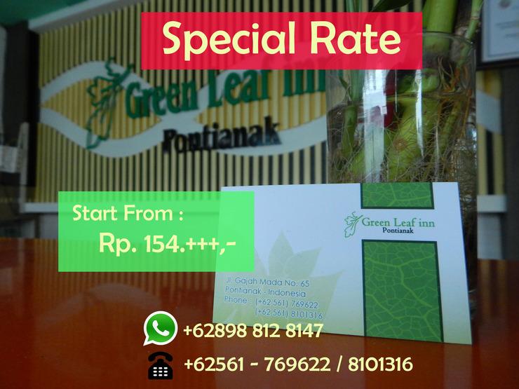 Green Leaf Inn Pontianak - June