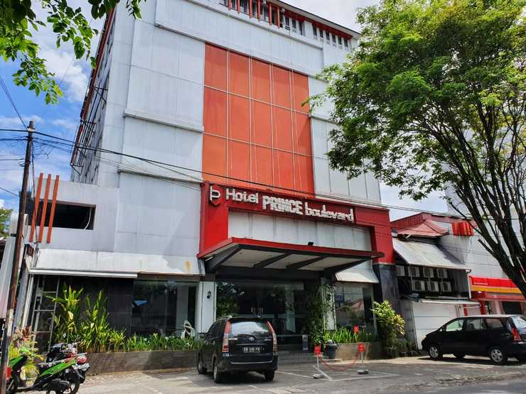 Hotel Prince Boulevard Manado - Prince Boulevard Hotel
