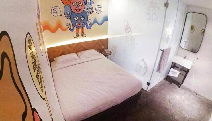 Grab Hotel Gresik Gresik - Guest room