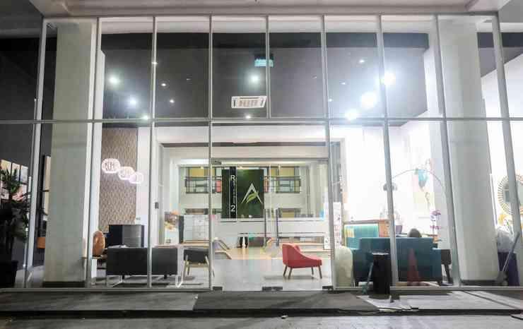 Green Stay Inn @Aeropolis Tangerang - lobby