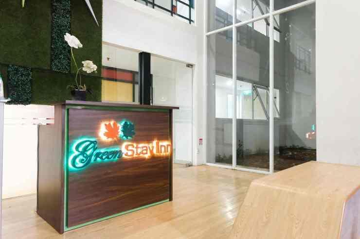 Green Stay Inn @Aeropolis Tangerang - Resepsionis