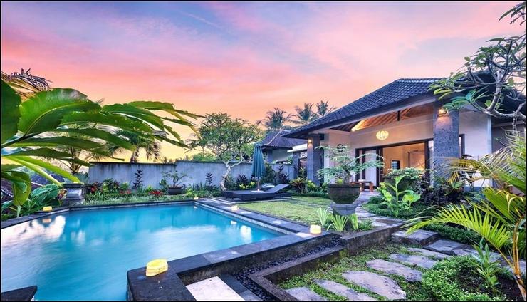 Taluh Bebek Ubud Private Villas Bali - exterior