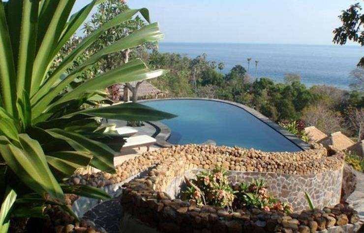 Bedulu Resort Amed Bali - Kolam Renang