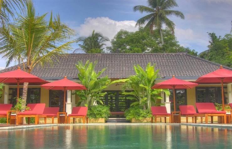 Villa Sabandari Bali - pemandangan