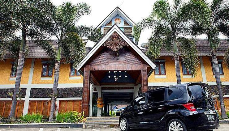 Sabda Alam Hotel & Resort Garut - Eksterior