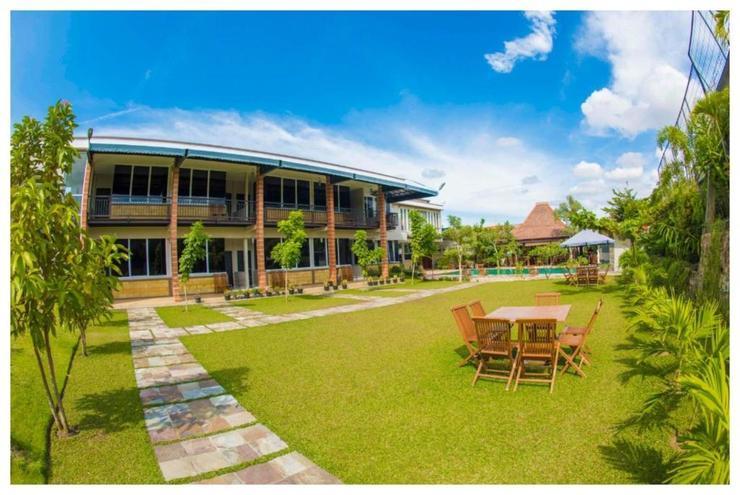 Alinson Boutique Residence Batam Batam - eksterior