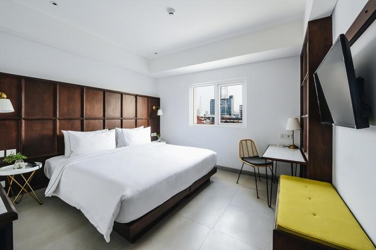 Hotel Kampi Surabaya Surabaya - Room