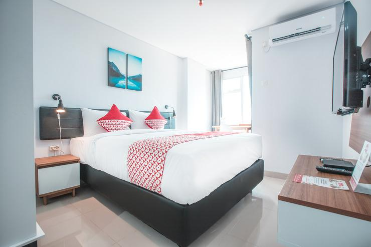 OYO 258 Flagship The Enviro Cikarang Bekasi - Bedroom