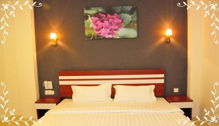Venia Hotel Batam Batam - Bedroom