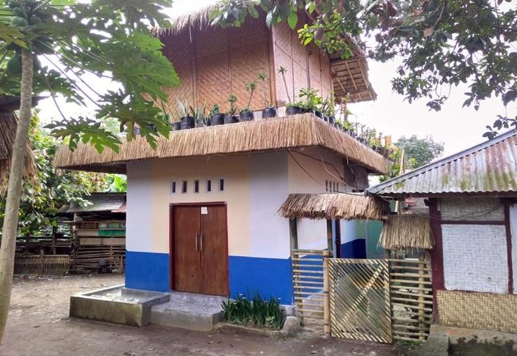 Tetebatu Terrace Homestay Lombok - Exterior