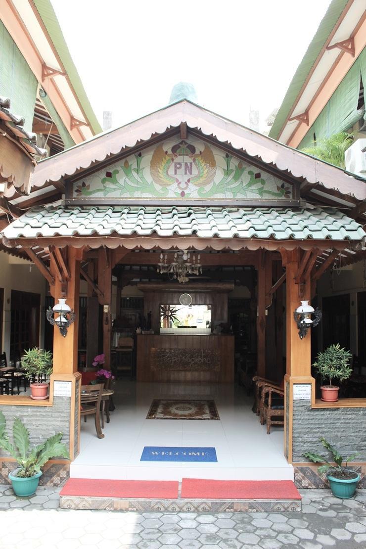 Hotel Puspo Nugroho Malioboro Yogyakarta Yogyakarta - Lobby