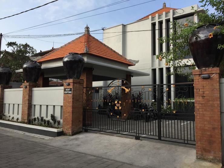 Gentong Kost Bali - Facade