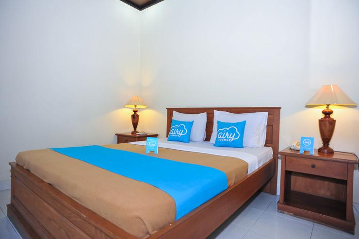 Airy Eco Pantai Kuta Poppies Lane Dua Bali - Superior Double