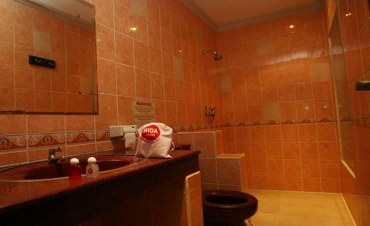 NIDA Rooms Mangga Dua Ancol Airport Jakarta - Kamar mandi