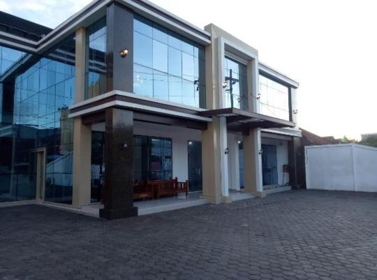 Livinn Yogya Hotel Yogyakarta - tampak depan
