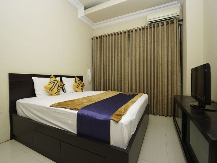 SPOT ON 2483 Salju Korea Residence Surabaya - BEDROOM ST D