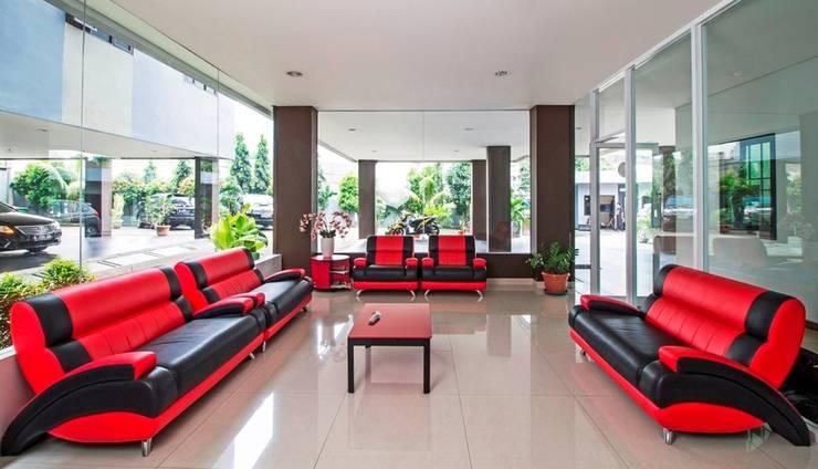 RedDoorz @Karet Kuningan Jakarta - Interior