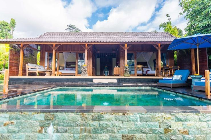 Ubud Valley Boutique Resort Bali - Pool