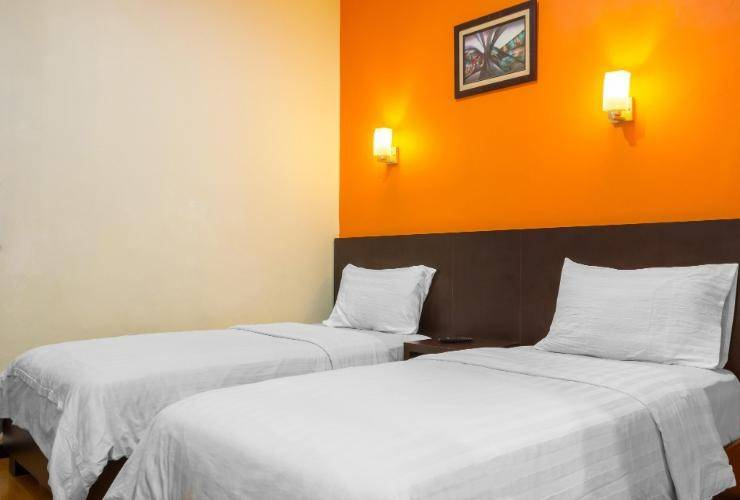 Alpha Inn Medan - Superior twin room