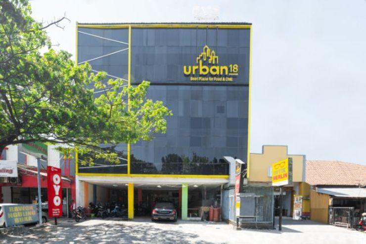 OYO Flagship 1575 Urban 18 Surabaya - Facade
