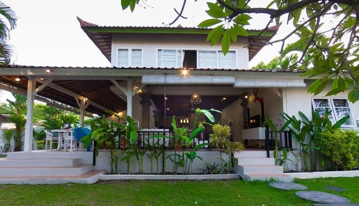 Villa Isabella Bali - Facade