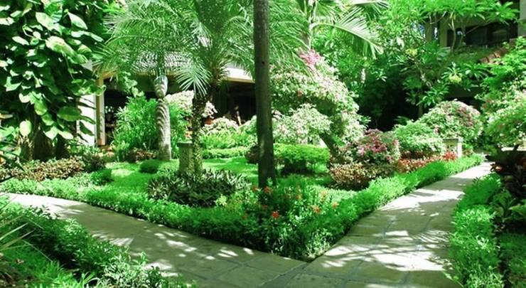 Parigata Resort N Spa Bali - Taman