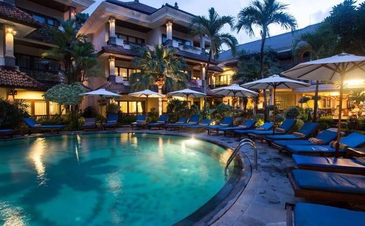 Parigata Resort N Spa Bali - Kolam Renang