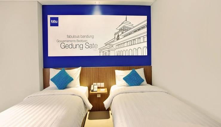 Fabu Hotel Bandung - Superior Twin