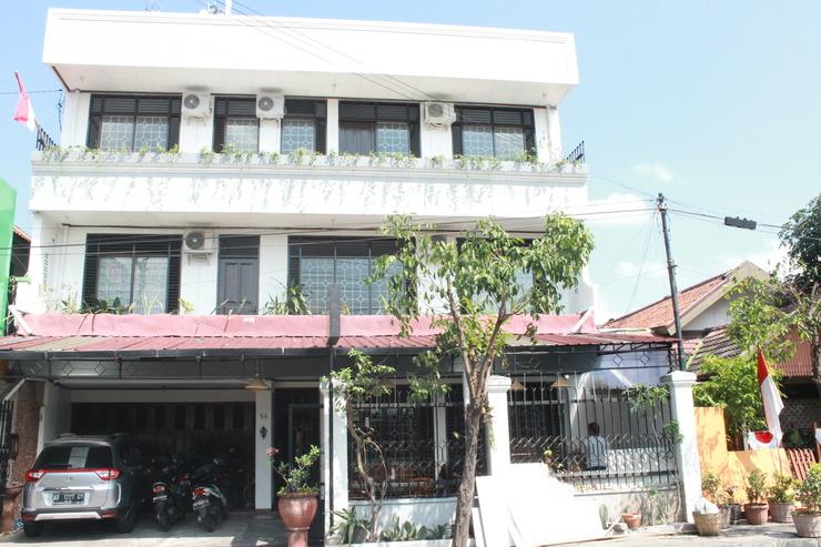 Griya Tentrem Guesthouse Yogya Yogyakarta - Exterior