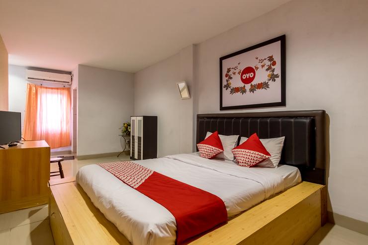 OYO 380 SZ Nine One Medan - Bedroom