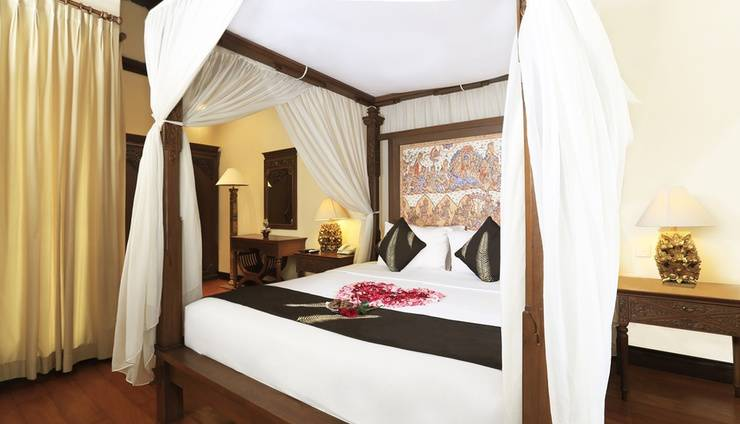 The Citta Luxury Residence Bali - Bedroom