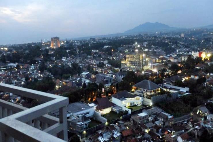 De Ciumbuleuit 2 Apartment Bandung - Pemandangan