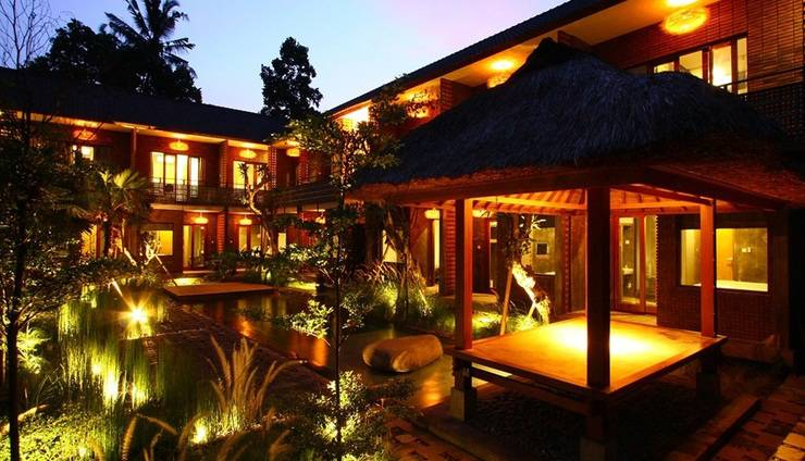 Mangosteen - Citrus Tree Bed and Breakfast Bali - Tampilan Luar Hotel
