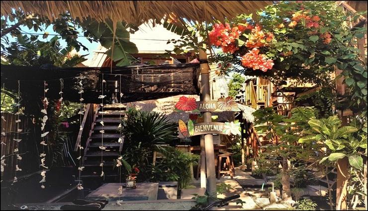 Good Vibes Bungalows Lombok - exterior